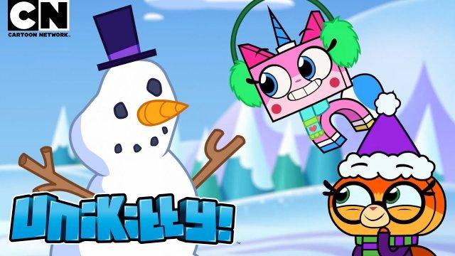 Unikitty | Snow Day! | Cartoon Network