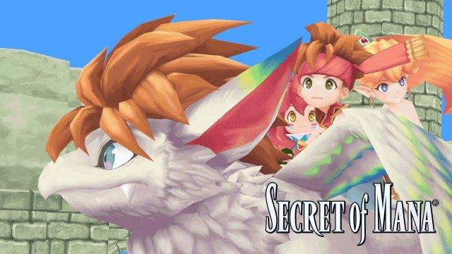 Secret of Mana – Announcement Trailer