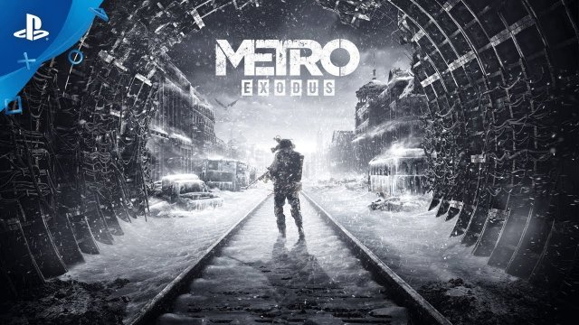 Metro Exodus - PSX 2017: The Aurora | PS4