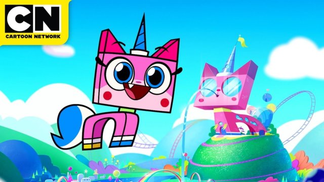 The Unikitty Theme Song | Unikitty | Cartoon Network | Anime