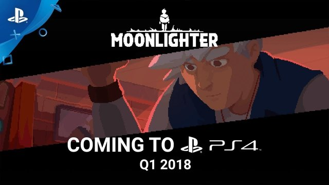 Moonlighter - PSX 2017: Gameplay Trailer | PS4