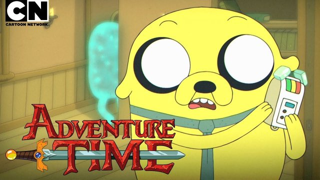 Adventure Time | Haunted House | Cartoon Network