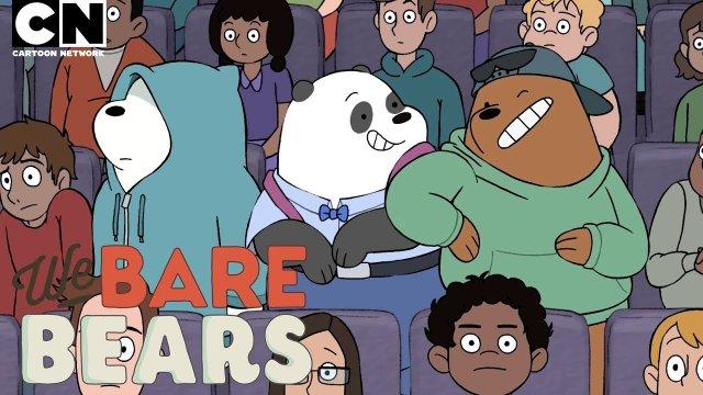 We Bare Bears | Chloe's Bear Presentation | Cartoon Network