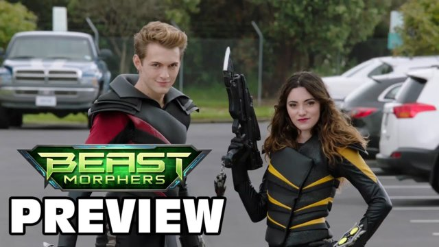 Power Rangers Beast Morphers Episode 9 Preview  