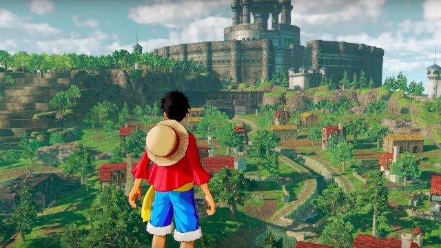 One Piece World Seeker Trailer