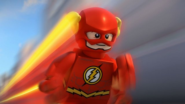LEGO DC Super Heroes: The Flash - Exclusive Trailer Debut