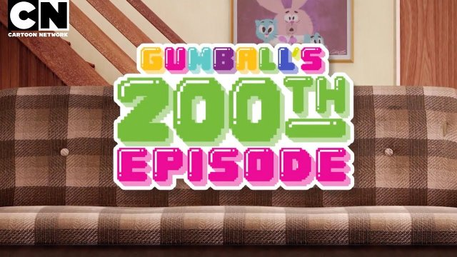 The Amazing World of Gumball | 200th Episode Couch Party | Cartoon Network