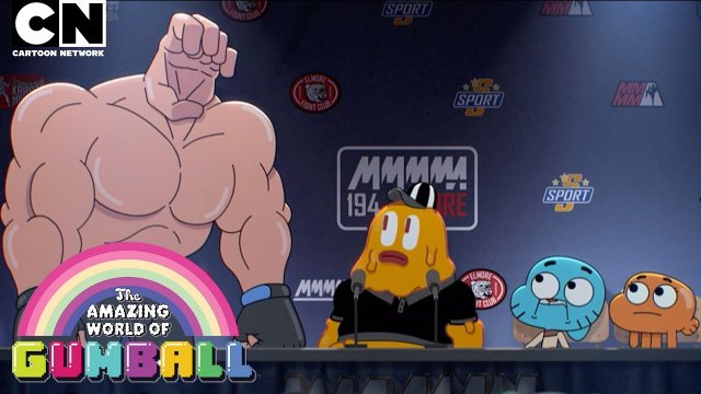 The Amazing World of Gumball | The Cage Preview | Cartoon Network
