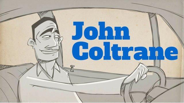 John Coltrane on Giant Steps | Blank on Blank