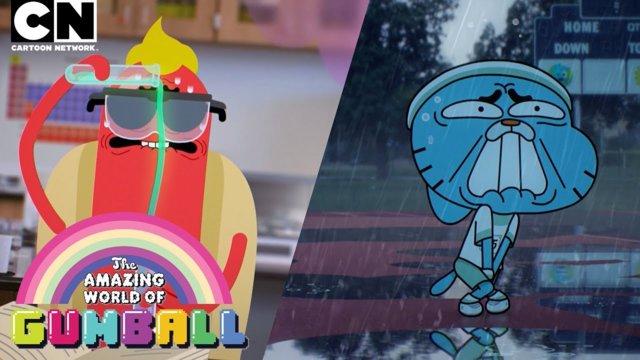 Gumball | Insane Levels of Cringe | Cartoon Network