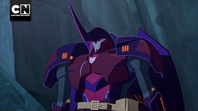 Saberhorn | Transformers: Robots in Disguise | Cartoon Network