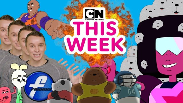 Our First-Ever YouTube Show! | Cartoon Network This Week