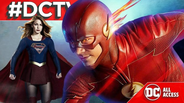 CW PREMIERES: Flash Escapes Speed Force + Supergirl's Crisis & More