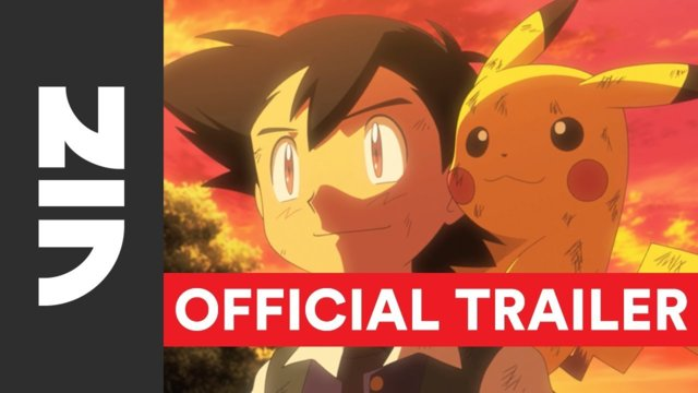 Pokémon the Movie: I Choose You! on Blu-ray - Official Trailer