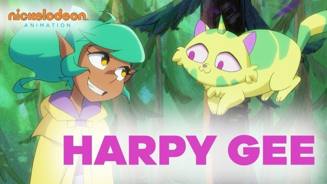 Harpy Gee | Nick Animated Shorts