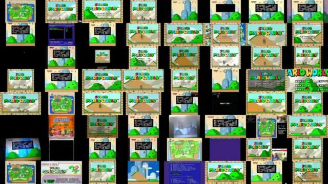 LET'S ALL PLAY SUPER MARIO WORLD
