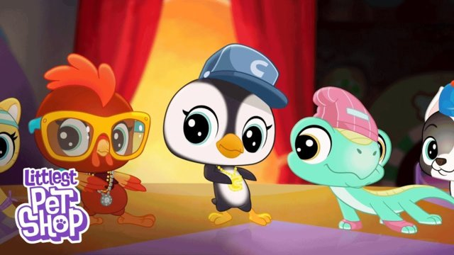 LPS: A World of Our Own - 'Hip-Hop Dance-Off!'  Digital Short