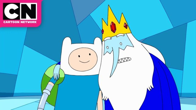 Adventure Time | Finn and Ice King Want to Make Comics | Cartoon Network