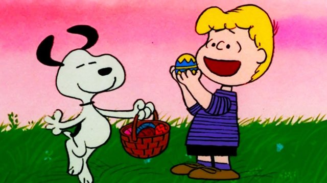 Snoopy | It's The Easter Beagle, Charlie Brown! | Kids Cartoon