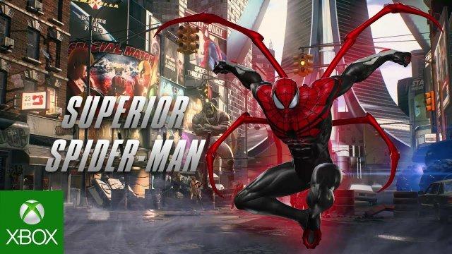 Marvel vs. Capcom: Infinite - Superior Spider-Man Costume