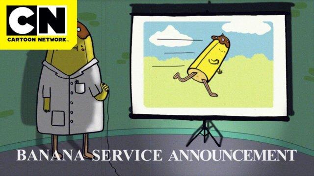 Banana Service Announcement | Running | CN Mini
