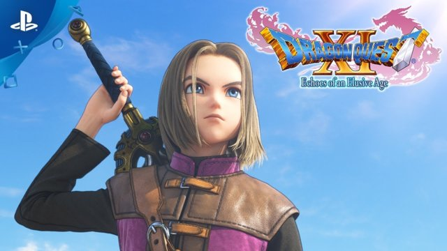 Dragon Quest XI: Echoes of an Elusive Age - Opening Movie   PS4