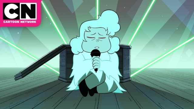 Steven Universe | Sadie Killer and the Suspects Perform Ghost Song | Cartoon Network