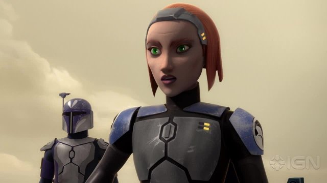 Star Wars Rebels: Bo-Katan Returns