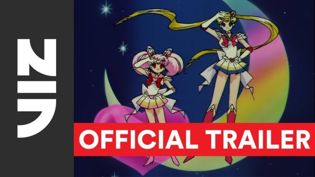 Sailor Moon SuperS, Part 1 on Blu-ray/DVD - Official English Trailer