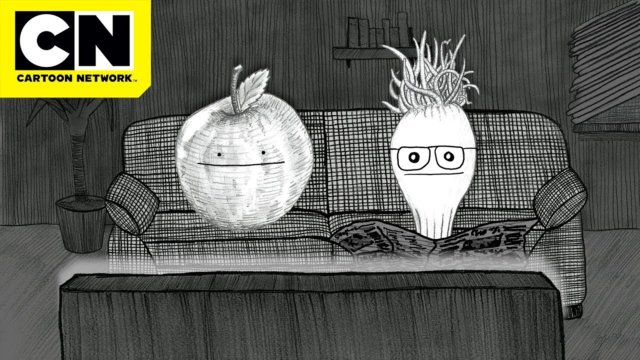 Onion and Apple Watch Apple and Onion | A Show About Us | CN Mini