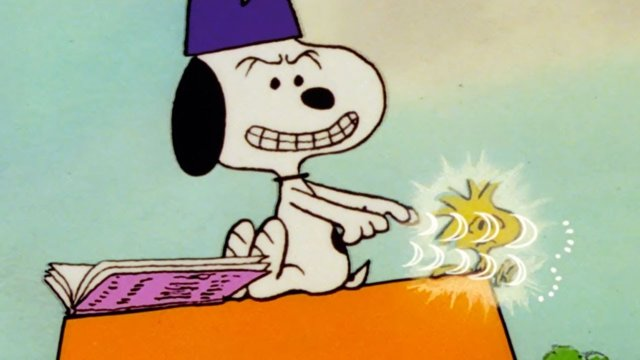 Snoopy | Snoopy, the Great Houndini, Part 1 | It's Magic, Charlie Brown | Kids Cartoon