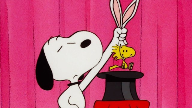 Snoopy | Snoopy, the Great Houndini, Part 2 | It's Magic, Charlie Brown | Kids Cartoon