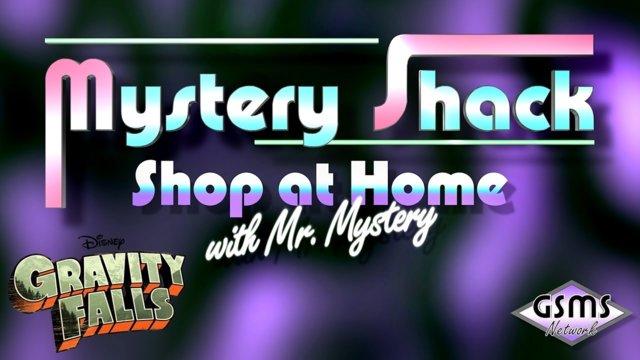 Mystery Shack: Shop At Home Supercut   Gravity Falls   Disney Channel
