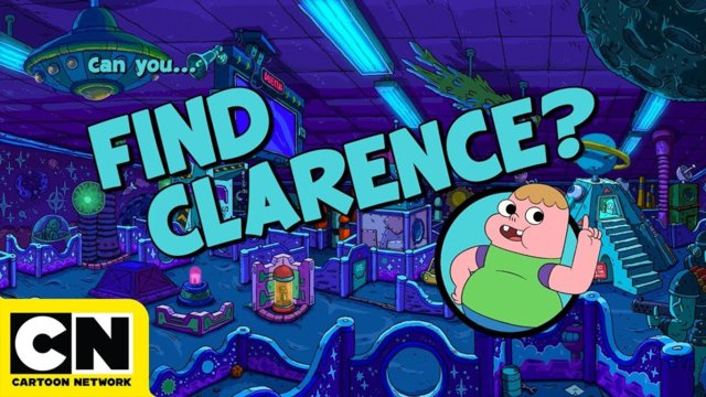 Find Clarence   Laser Tag   CN Mini