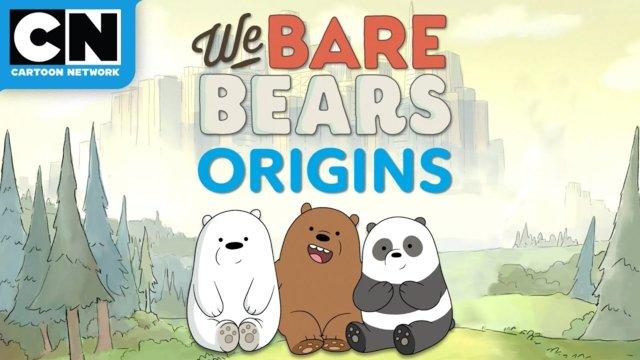 We Bare Bears Origin Stories   Cartoon Network