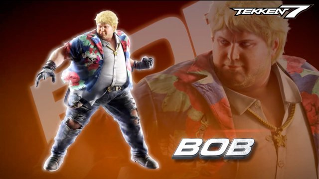 Tekken 7 – Bob Reveal Trailer | XB1, PS4, PC
