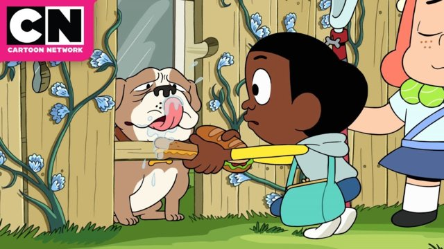 Craig of the Creek   Fred The Great Dog Decider   Cartoon Network
