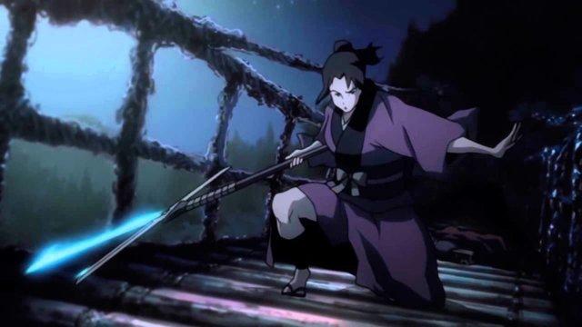 Samurai Champloo EP20+21-Jin VS Sara [720p]