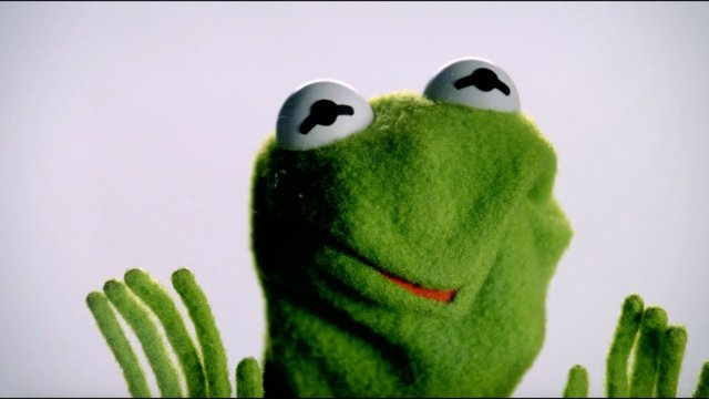 Kermit the Frog Up Close | Muppet Thought of the Week by The Muppets