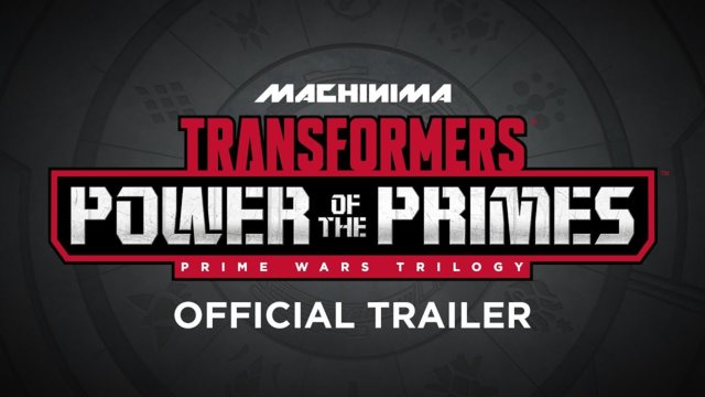 Transformers: Power of the Primes | Official Trailer