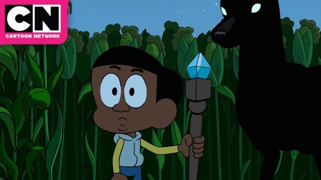 Craig of the Creek | Craig Investigates the Monster in the Garden | Cartoon Network