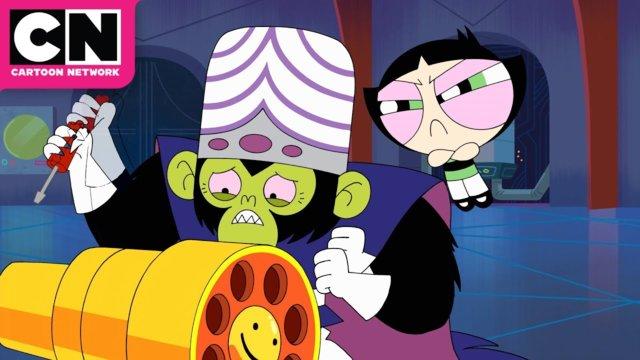 The Powerpuff Girls | Bubbles in the Blue | Cartoon Network