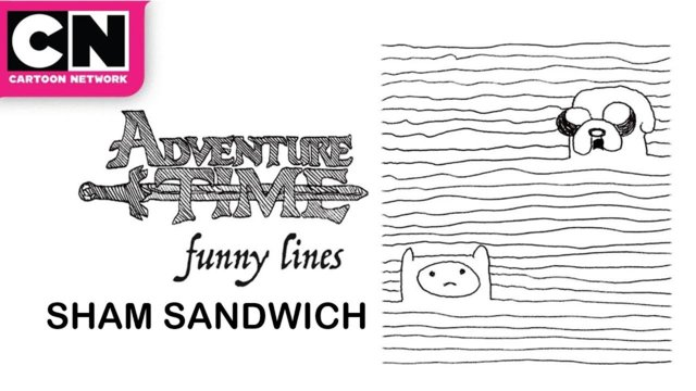 Adventure Time | Funny Lines with Finn and Jake | Sham Sandwich | Cartoon Network | CN Mini