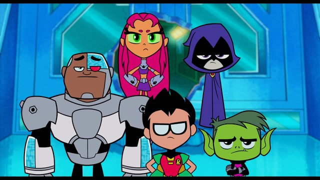 """Teen Titans Go! To The Movies"" Official Trailer #1"