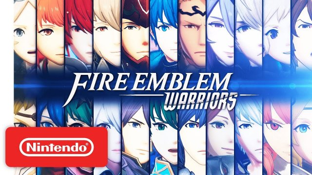 Fire Emblem Warriors Launch Trailer - Nintendo Switch