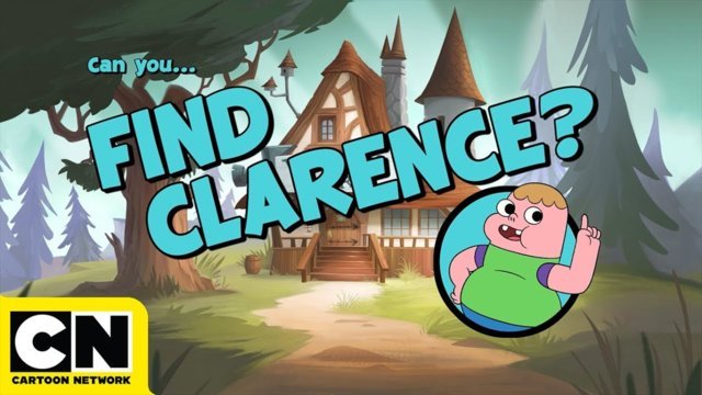 Find Clarence | Warriors For Hire | Cartoon Network | CN Mini