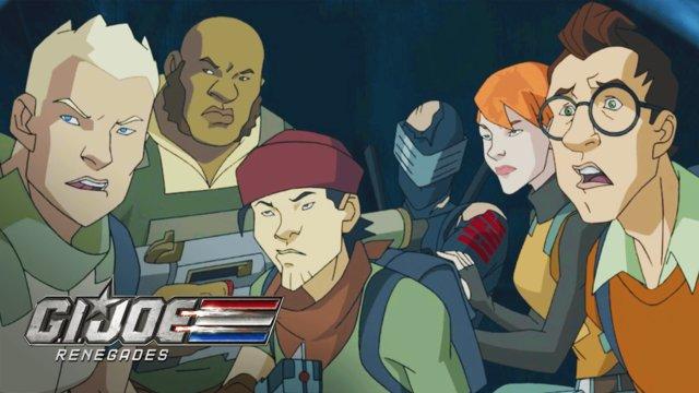 G.I. Joe: Renegades - Joes Improvise!