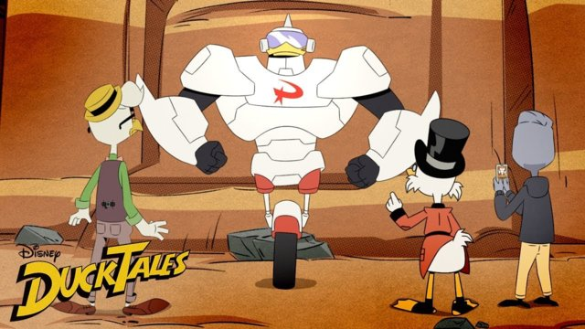 Lin-Manuel Miranda is Duckburg's Newest Hero! | DuckTales | Disney Channel