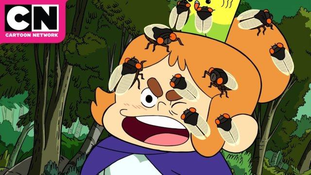 Craig Of The Creek |  Cicadas Swarm the Creek | Cartoon Network