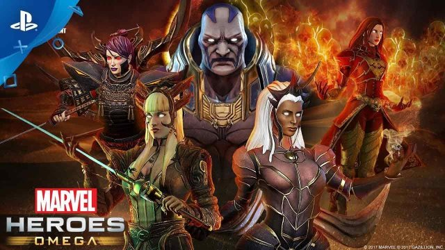 Marvel Heroes Omega - Age of Apocalypse Event Trailer | PS4